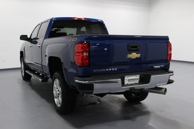 2018 Silverado 2500 Crew Cab 4x4,  Pickup #E20649 - photo 6
