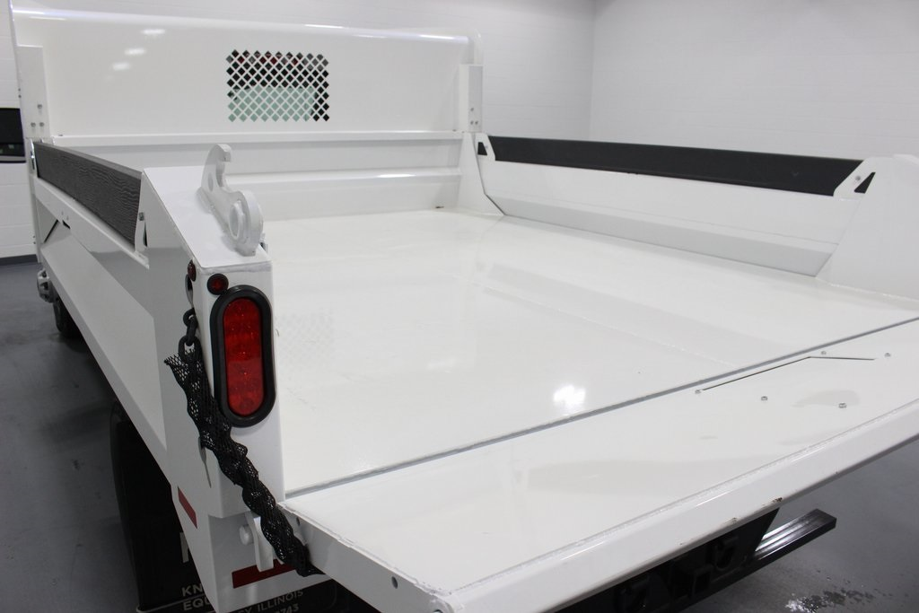 2018 Silverado 3500 Regular Cab DRW 4x4,  Knapheide Drop Side Dump Body #E20673 - photo 15