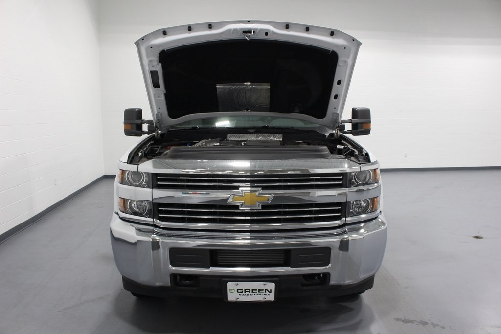 2018 Silverado 3500 Regular Cab DRW 4x4,  Knapheide Drop Side Dump Body #E20673 - photo 41