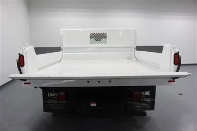 2018 Silverado 3500 Regular Cab DRW 4x4,  Knapheide Drop Side Dump Body #E20673 - photo 14