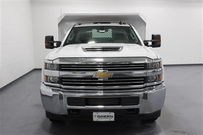 2018 Silverado 3500 Regular Cab DRW 4x4,  Knapheide Drop Side Dump Body #E20673 - photo 4