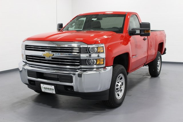 2018 Silverado 2500 Regular Cab 4x4,  Pickup #E20716 - photo 4