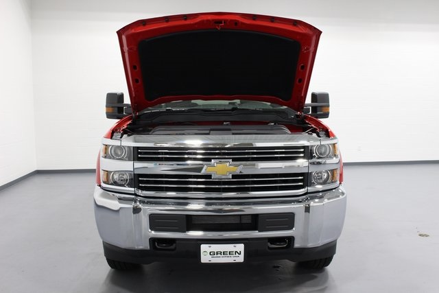 2018 Silverado 2500 Regular Cab 4x4,  Pickup #E20716 - photo 38