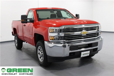 2018 Silverado 2500 Regular Cab 4x4,  Pickup #E20716 - photo 1