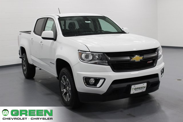 2018 Colorado Crew Cab 4x4,  Pickup #E20751 - photo 1