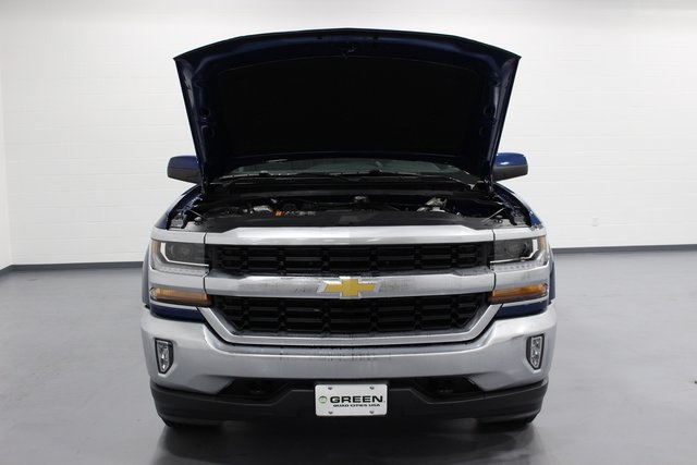 2018 Silverado 1500 Crew Cab 4x4, Pickup #E20753 - photo 46