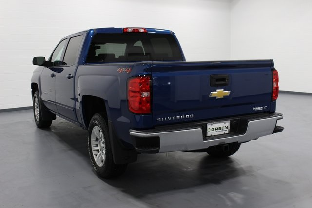 2018 Silverado 1500 Crew Cab 4x4, Pickup #E20753 - photo 6