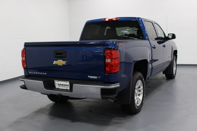 2018 Silverado 1500 Crew Cab 4x4, Pickup #E20753 - photo 2