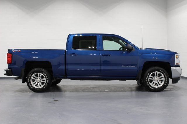 2018 Silverado 1500 Crew Cab 4x4, Pickup #E20753 - photo 8