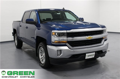2018 Silverado 1500 Crew Cab 4x4, Pickup #E20753 - photo 1