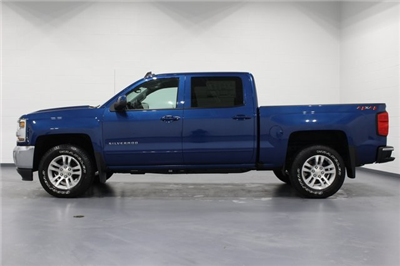 2018 Silverado 1500 Crew Cab 4x4, Pickup #E20753 - photo 5