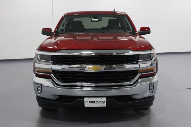 2018 Silverado 1500 Double Cab 4x4,  Pickup #E20774 - photo 3