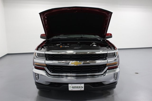 2018 Silverado 1500 Double Cab 4x4,  Pickup #E20774 - photo 45
