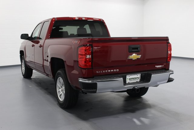2018 Silverado 1500 Double Cab 4x4,  Pickup #E20774 - photo 6