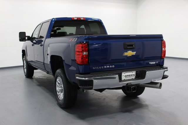 2018 Silverado 2500 Crew Cab 4x4, Pickup #E20785 - photo 6
