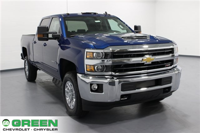 2018 Silverado 2500 Crew Cab 4x4, Pickup #E20785 - photo 1