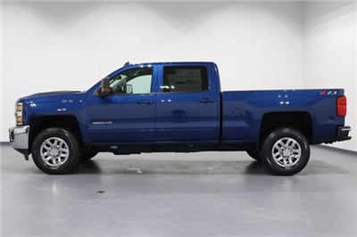 2018 Silverado 2500 Crew Cab 4x4, Pickup #E20785 - photo 5