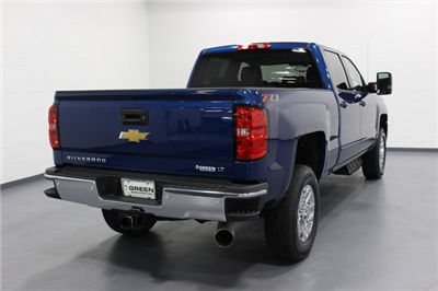 2018 Silverado 2500 Crew Cab 4x4, Pickup #E20785 - photo 2