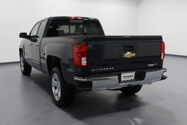 2018 Silverado 1500 Double Cab 4x4,  Pickup #E20793 - photo 6