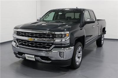 2018 Silverado 1500 Double Cab 4x4,  Pickup #E20793 - photo 4