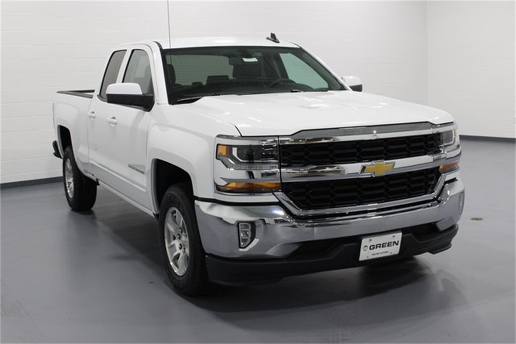 2018 Silverado 1500 Double Cab 4x2,  Pickup #E20797 - photo 1