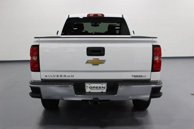 2018 Silverado 1500 Double Cab 4x2,  Pickup #E20797 - photo 7