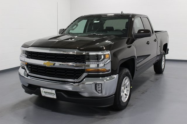 2018 Silverado 1500 Double Cab, Pickup #E20798 - photo 4