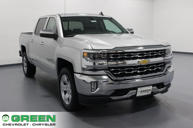 2018 Silverado 1500 Crew Cab 4x4, Pickup #E20811 - photo 1
