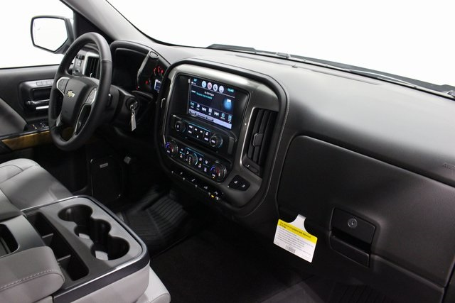 2018 Silverado 1500 Crew Cab 4x4, Pickup #E20811 - photo 20
