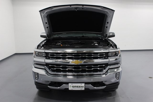 2018 Silverado 1500 Crew Cab 4x4, Pickup #E20811 - photo 48