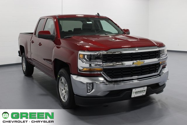 2018 Silverado 1500 Double Cab, Pickup #E20821 - photo 1