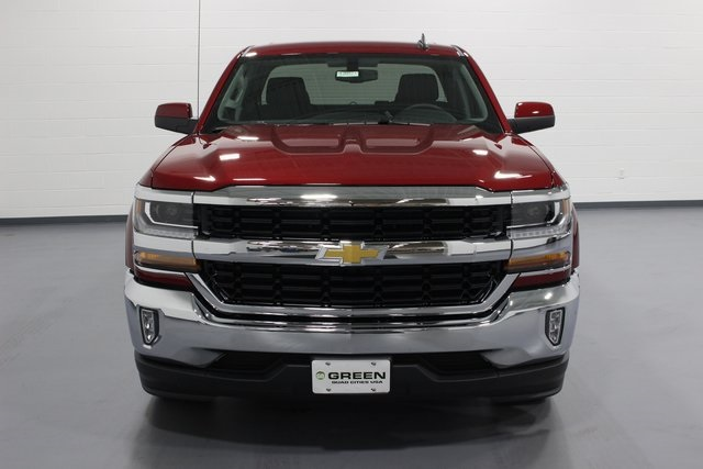 2018 Silverado 1500 Double Cab 4x2,  Pickup #E20821 - photo 3