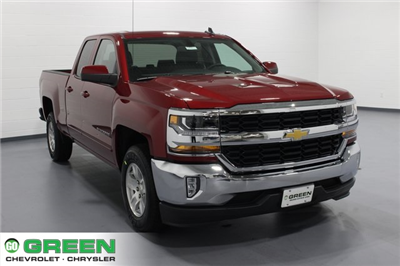 2018 Silverado 1500 Double Cab 4x2,  Pickup #E20821 - photo 1
