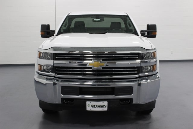 2018 Silverado 2500 Regular Cab 4x2,  Knapheide Service Body #E20825 - photo 3
