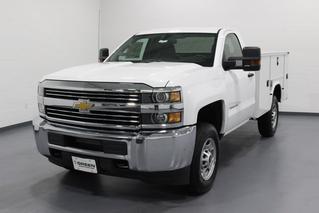 2018 Silverado 2500 Regular Cab 4x2,  Knapheide Service Body #E20825 - photo 4
