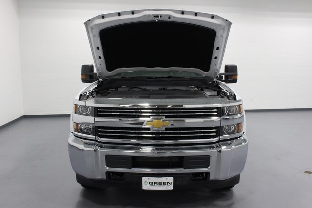 2018 Silverado 2500 Regular Cab 4x2,  Knapheide Service Body #E20825 - photo 37