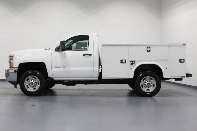 2018 Silverado 2500 Regular Cab 4x2,  Knapheide Service Body #E20825 - photo 5