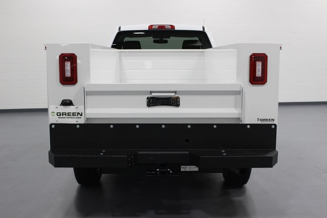 2018 Silverado 2500 Regular Cab 4x2,  Knapheide Service Body #E20825 - photo 7