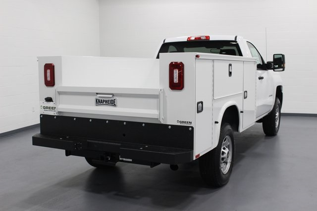 2018 Silverado 2500 Regular Cab 4x2,  Knapheide Service Body #E20825 - photo 2