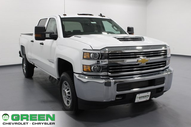 2018 Silverado 2500 Crew Cab 4x4,  Pickup #E20835 - photo 1