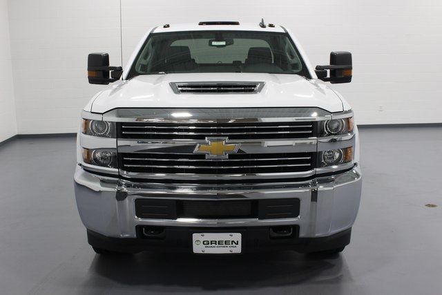 2018 Silverado 2500 Crew Cab 4x4,  Pickup #E20835 - photo 3