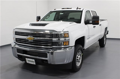 2018 Silverado 2500 Crew Cab 4x4,  Pickup #E20835 - photo 4