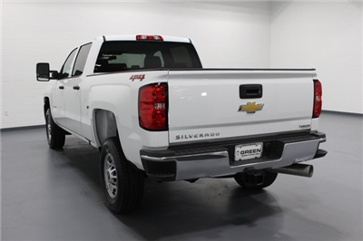 2018 Silverado 2500 Crew Cab 4x4,  Pickup #E20835 - photo 6