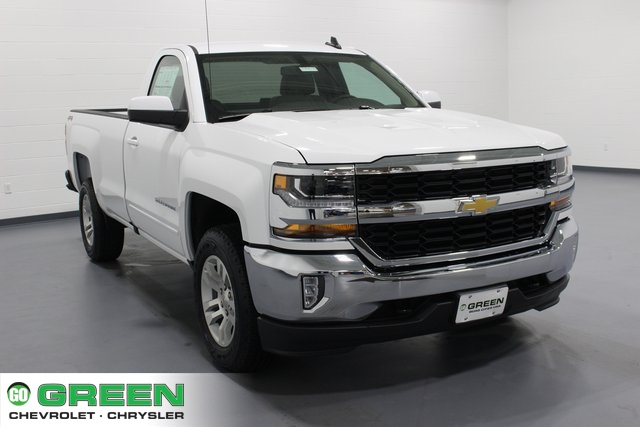 2018 Silverado 1500 Regular Cab 4x4, Pickup #E20878 - photo 1
