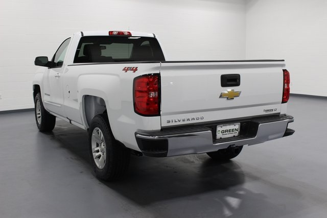 2018 Silverado 1500 Regular Cab 4x4, Pickup #E20878 - photo 6