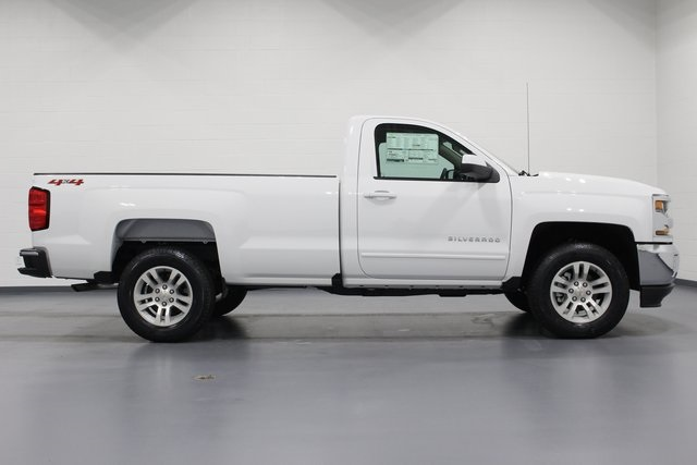 2018 Silverado 1500 Regular Cab 4x4, Pickup #E20878 - photo 8
