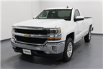 2018 Silverado 1500 Regular Cab 4x4, Pickup #E20878 - photo 4
