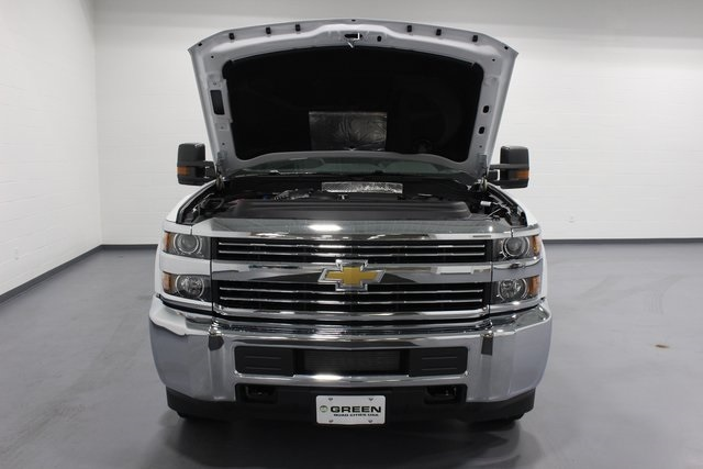2018 Silverado 3500 Regular Cab DRW 4x4, Dump Body #E20891 - photo 38