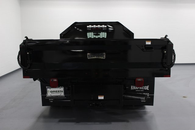 2018 Silverado 3500 Regular Cab DRW 4x4, Dump Body #E20891 - photo 7