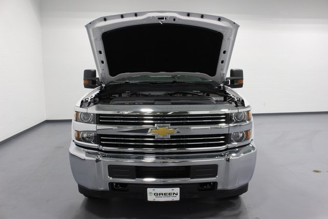 2018 Silverado 2500 Regular Cab 4x4, Pickup #E20907 - photo 36